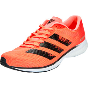 adidas Adizero Adios 5 Shoes Men signal coral/core black/footwear white
